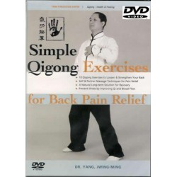 Simple Qigong Exercises for Backpain Relief