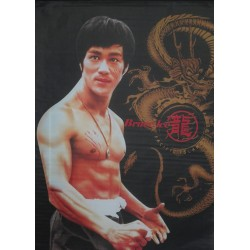 Bruce Lee poster 1,1m x 0,74m