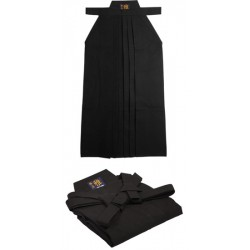 Hakama T/R Wide Fit zwart