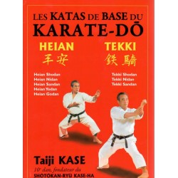 Les katas de base du Karate-do